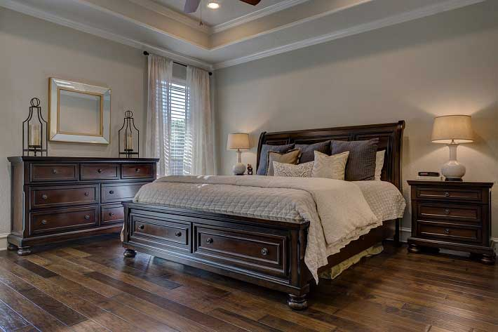 Perfectly-Made-Bed