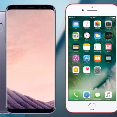 iPhone 8 Vs Samsung Galaxy S8 – Clash of Mobile Titans