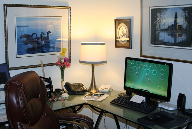 Transforming your Dull Home Office into an Inspiring Space