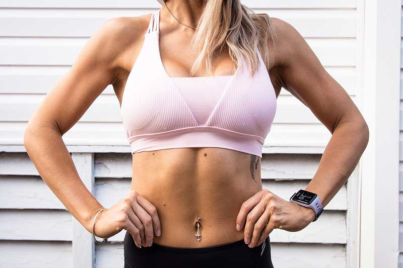 How to Buy a Sports Bra the Right Way