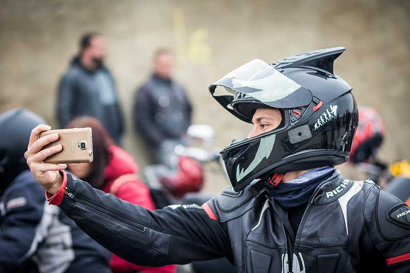 Motorcycle Bluetooth Helmet for Your Best Possible Ride
